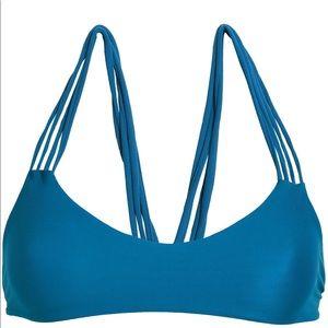 NWT Mikoh Palm Beach Bikini top size Small